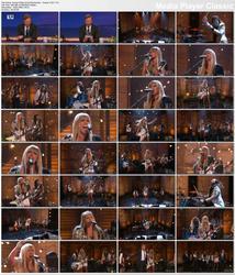 Grace Potter & the Nocturnals ~ Paris (Ooh La La) ~ Conan 3/23/11 (HDTV 1080i)