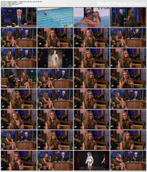 Natalie Coughlin ~ Tonight Show with Jay Leno 4/26/12 (HDTV 1080i)