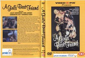 A Girl's Best Friend / Лучший Друг Девушки (Henri Pachard, Maturpix / VideoXPix) [1981 г., All Sex,Classic, DVDRip]