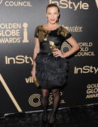 Katee Sackhoff - HFPA & InStyle Miss Golden Globe Party in LA 11/29/12