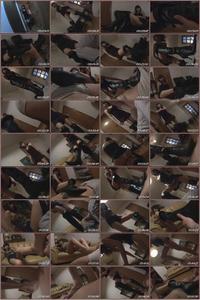 BCH-01 Boots Crush Asian Femdom