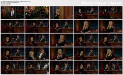 Melissa Rauch @ Late Late Show w/Craig Ferguson 2012-01-04