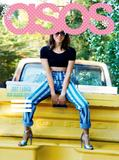 Aubrey Plaza - asos Magazine - March 2013 (with Photoshoot Video)