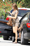 Elisabetta Canalis | Arriving @ a House Party in Beverly Hills | October 15 | 11 pics