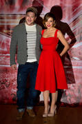 Dannii Minogue X Factor Press Conference in London 09-12-2010