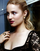 Дианна Агрон, фото 22. Dianna Agron - InStyle - Oct 2010 (x3), photo 22