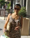 Jordana Brewster | Shopping @ Petit Tresor in West Hollywood | August 24 | 33 leggy pics