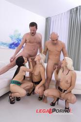 [LegalPorno] [Sineplex] Jessie, Blanche & Sandra triple stacked SZ384