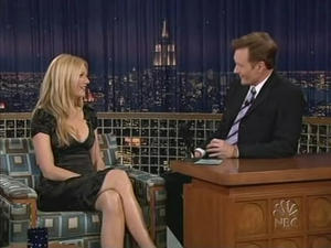 Gwyneth Paltrow - Late Night with Conan O'Brien (2004)