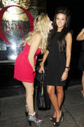 Michelle Keegan at the Rose Club in London 6th October x11