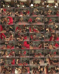 MOM-010 Mistress Harsh Training of Male Slave Asian Femdom BDSM